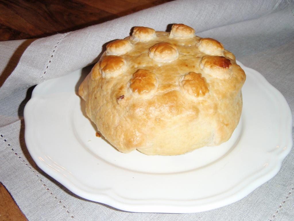 Brie en croute (Brie in crosta)