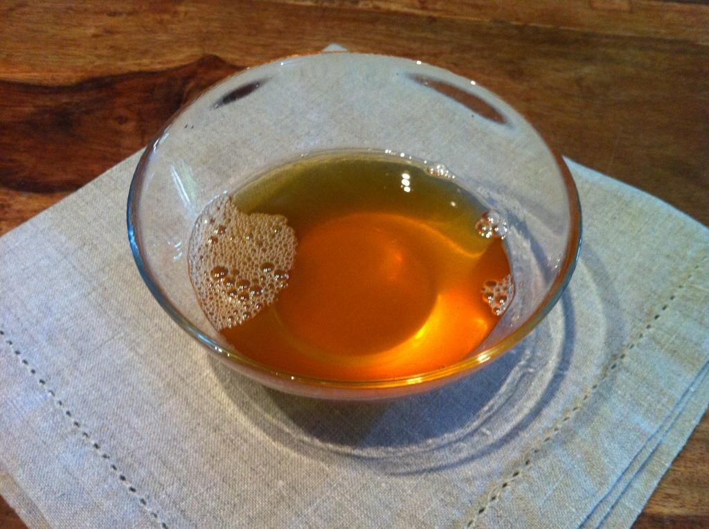 Beurre noisette (Burro dorato)
