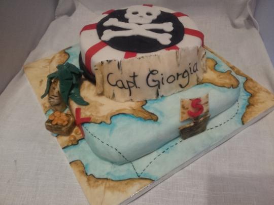 Torta pirati